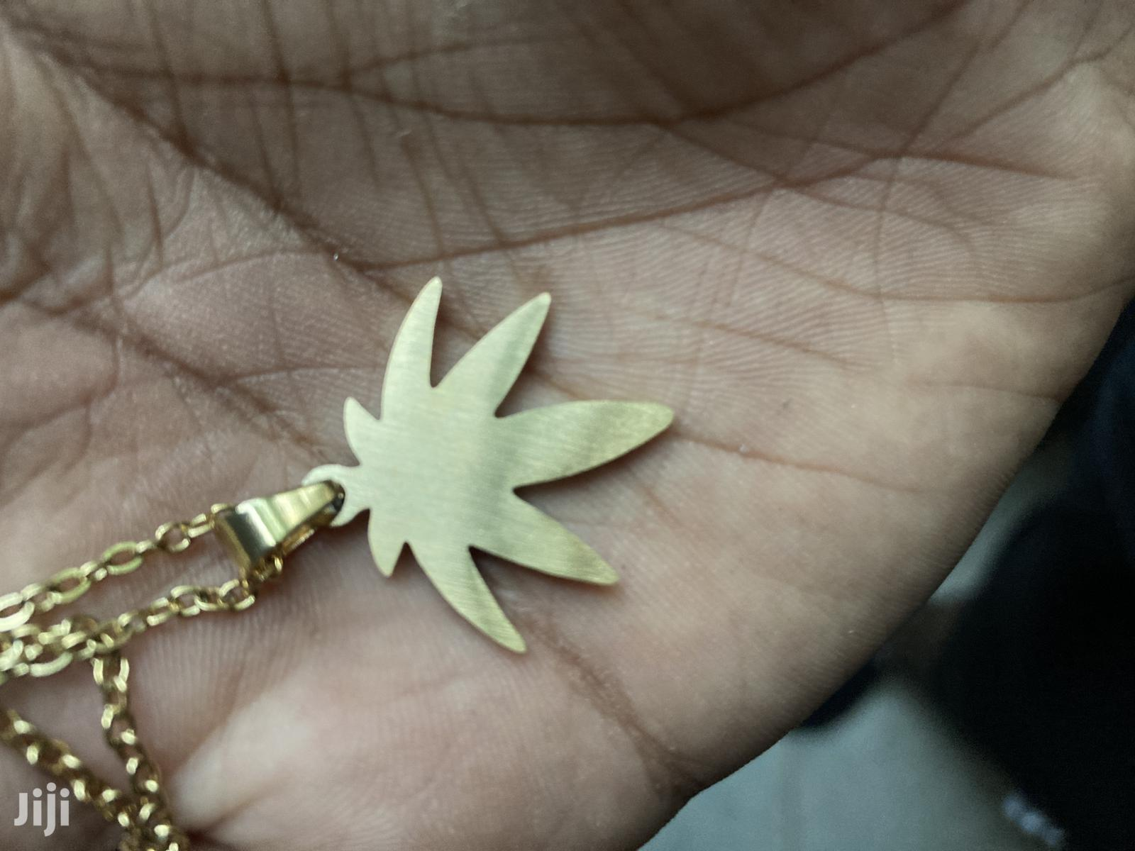 Weed Chain Necklace | Jewelry for sale in East Legon, Greater Accra, Ghana