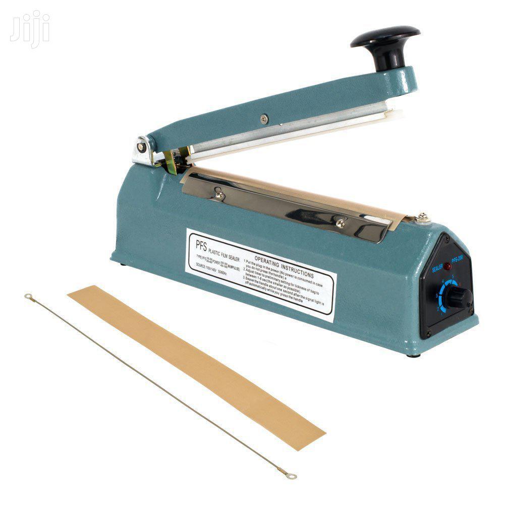 Impulse Sealer Plastic Bag Packing Tools Sealing Machine