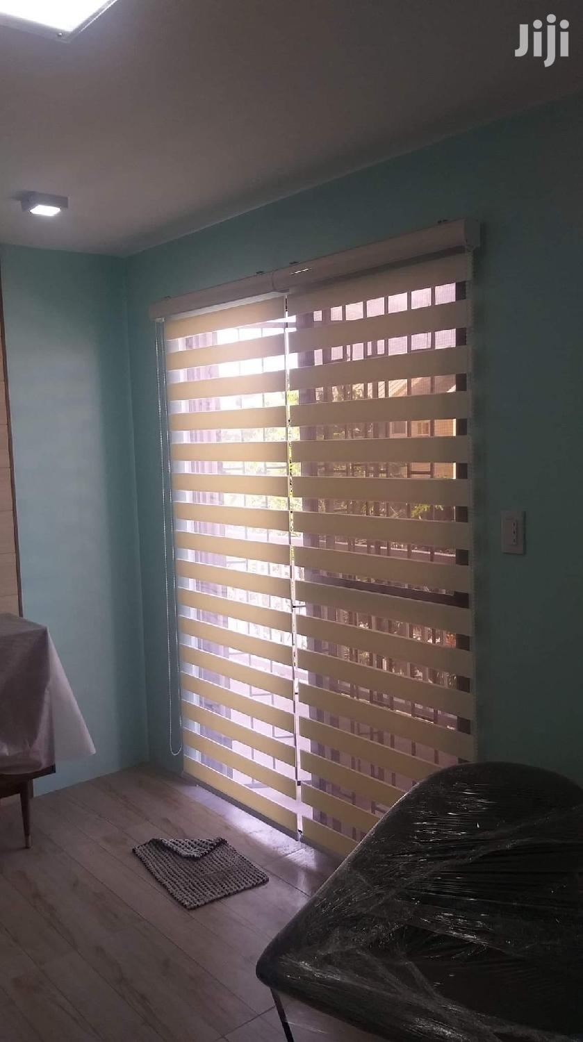 Installation Free Window Curtains Blinds