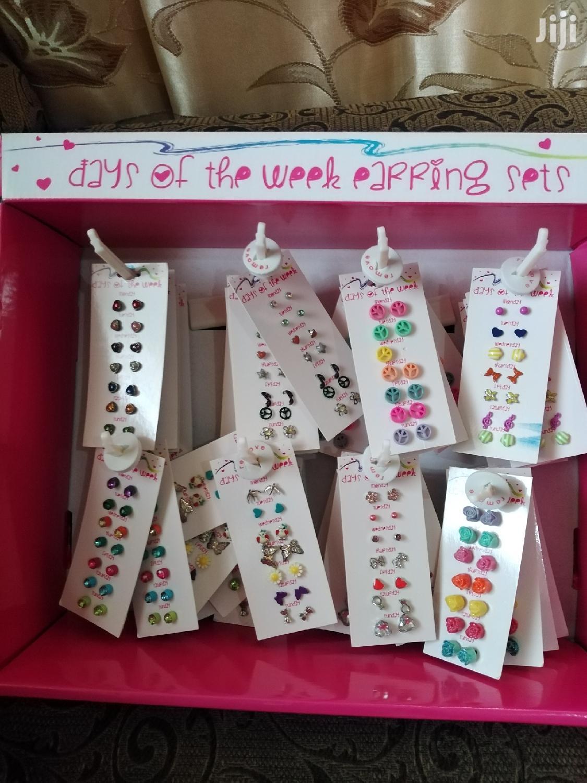 Wholesale Box Of Earrings Set