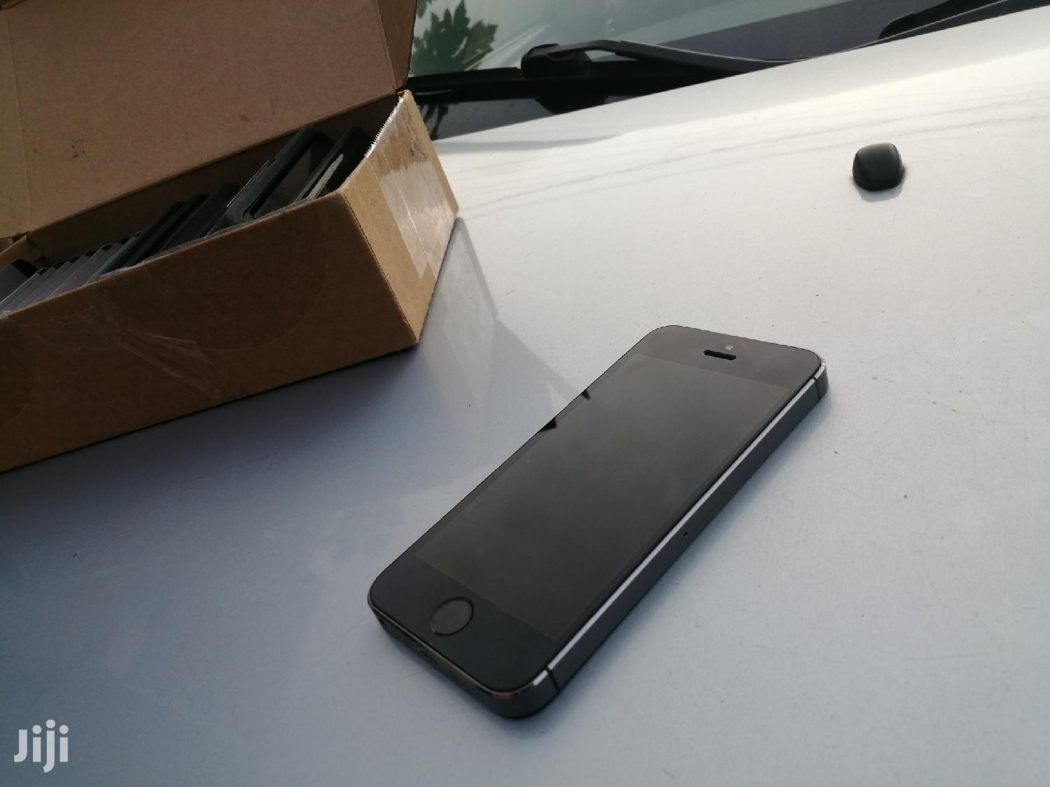 Archive: Apple iPhone 5s 16 GB Silver