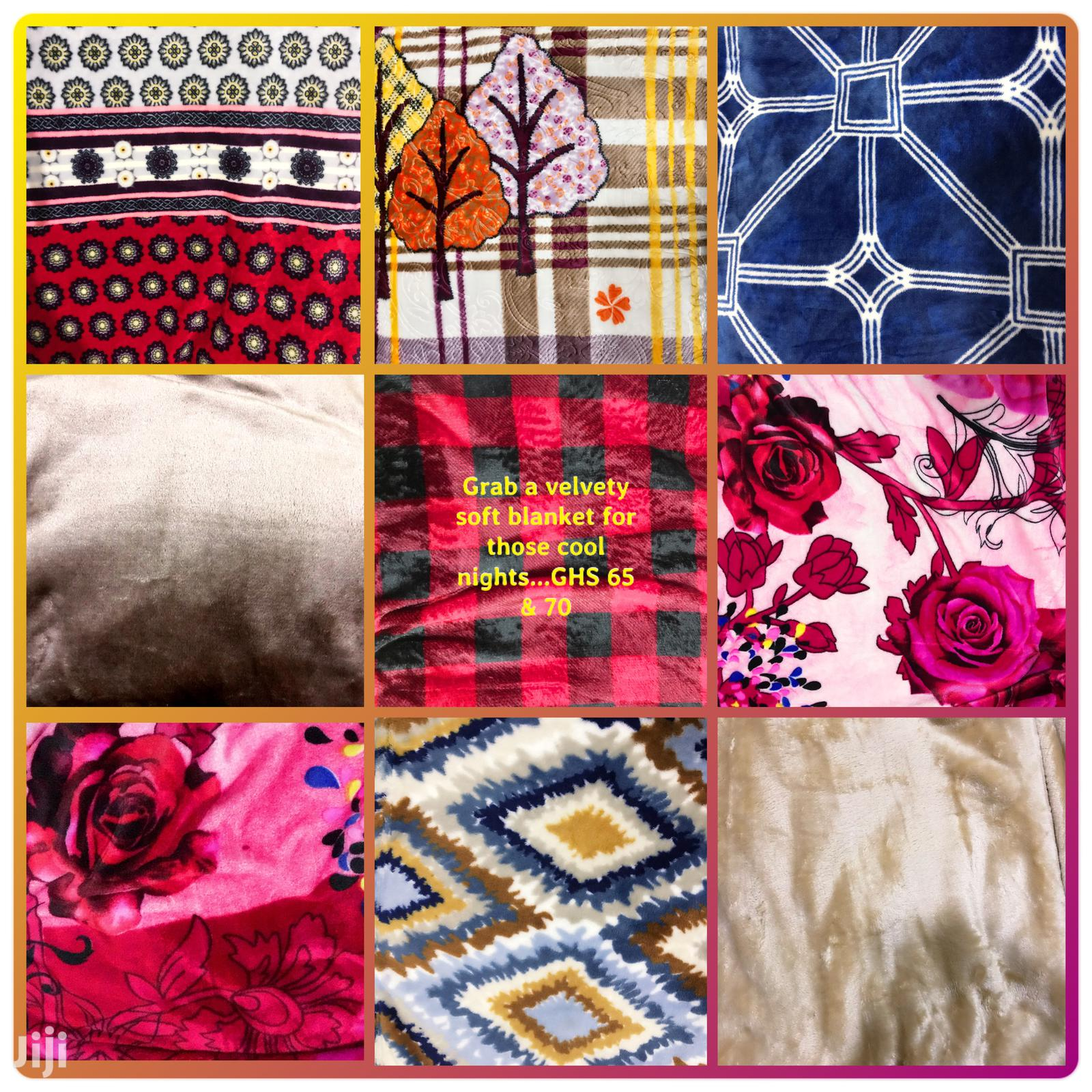Velvety Soft Fluffy Blankets | Home Accessories for sale in Ga East Municipal, Greater Accra, Ghana