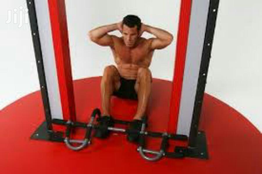 6packs Workout Pull Up Exercise Bar | Sports Equipment for sale in North Kaneshie, Greater Accra, Ghana