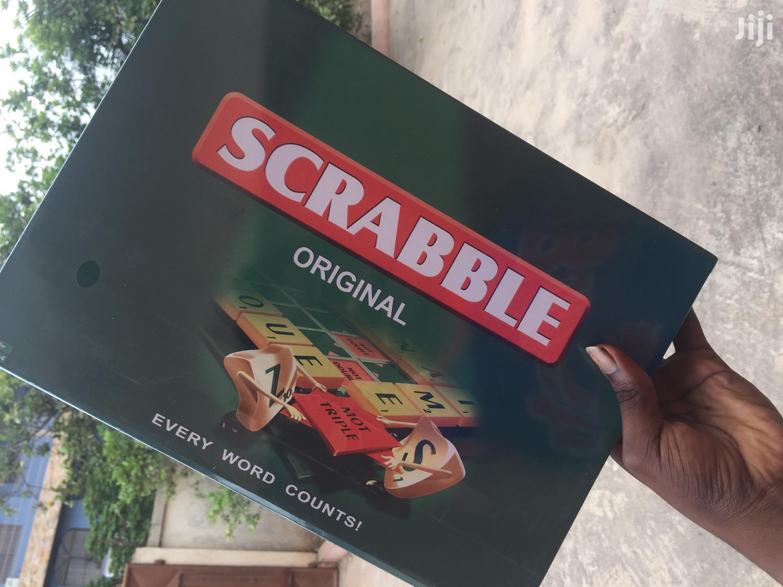 Classy Scrabble Game