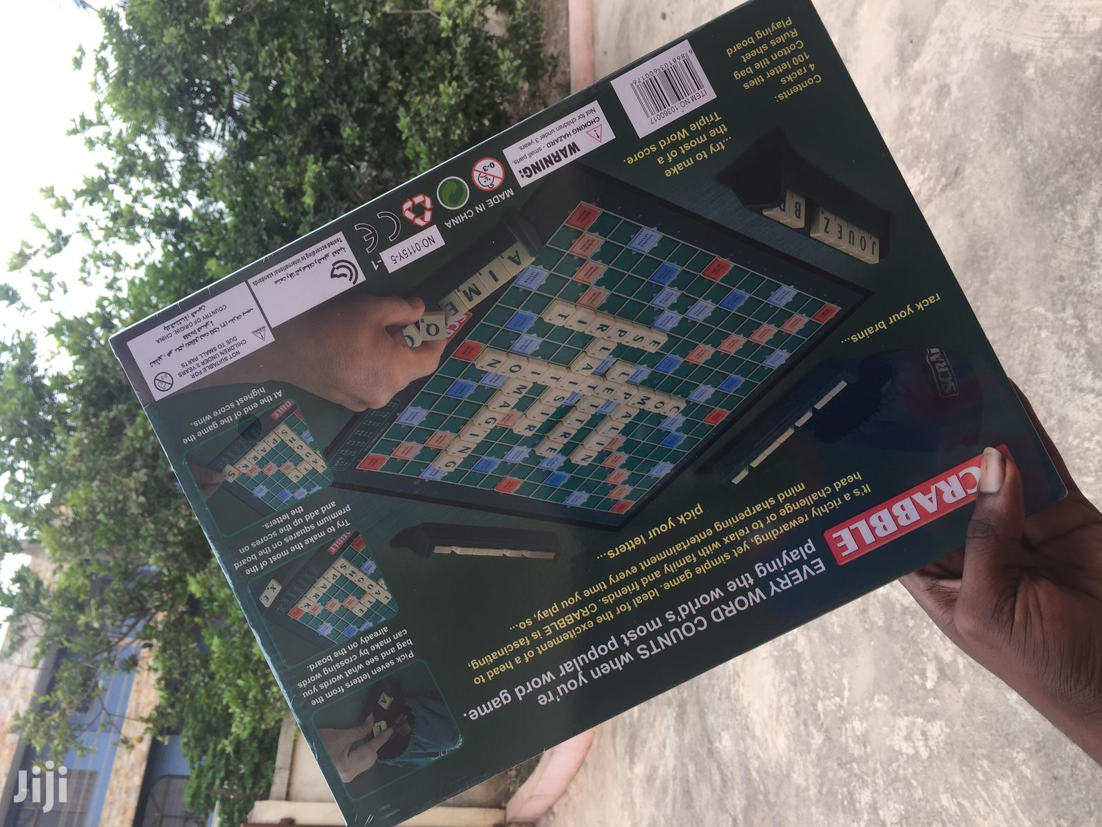 Classy Scrabble Game | Books & Games for sale in Nii Boi Town, Greater Accra, Ghana