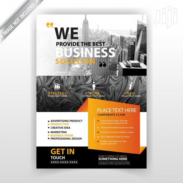Graphic Design and Web Design | Computer & IT Services for sale in Accra Metropolitan, Greater Accra, Ghana