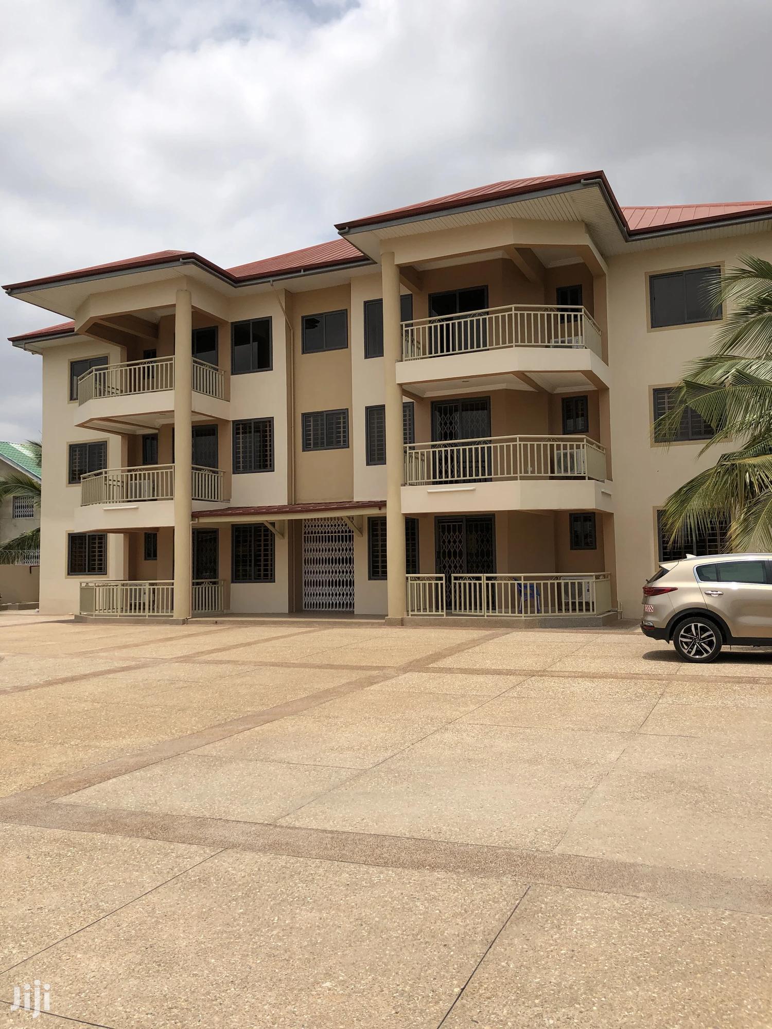 Executive 2/3bedroom Apartment Now Renting At Adjinganor