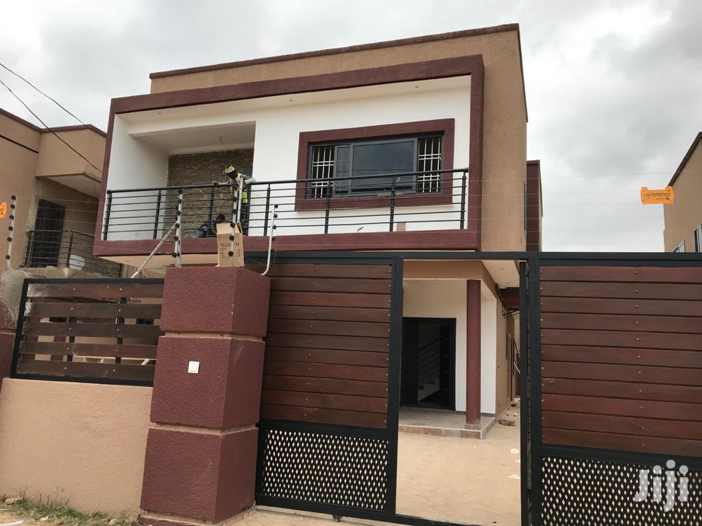 Newly Built 3bedroom House For Sale At Pantang Kuotam