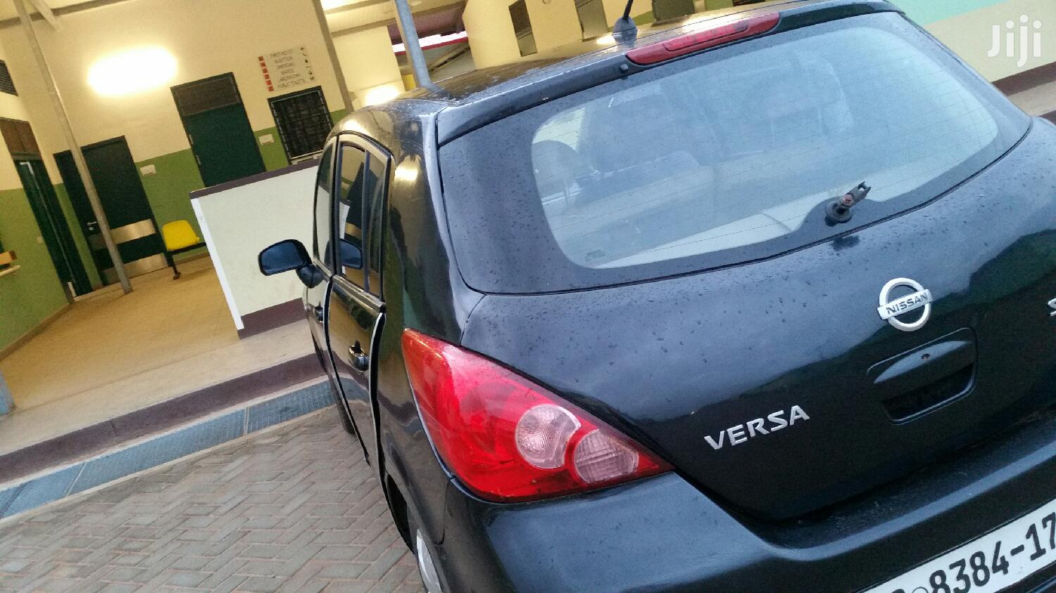 Nissan Versa 2010 1.6 Black | Cars for sale in Madina, Greater Accra, Ghana