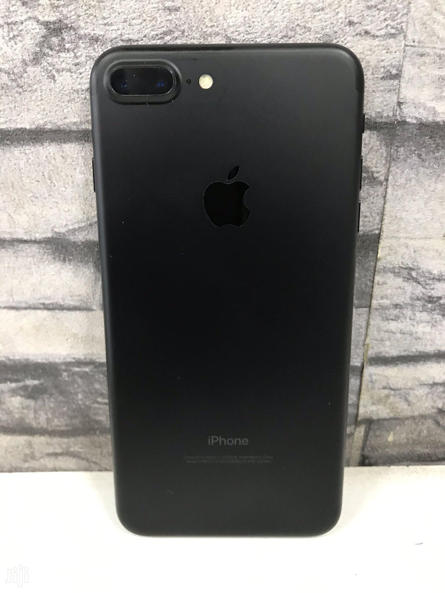 Apple iPhone 7 Plus 32 GB Black | Mobile Phones for sale in Kokomlemle, Greater Accra, Ghana