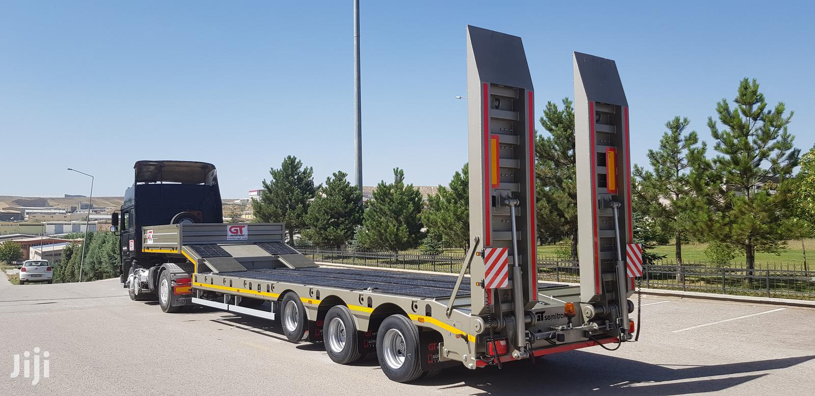 Archive: Lowbed Semi-trailers