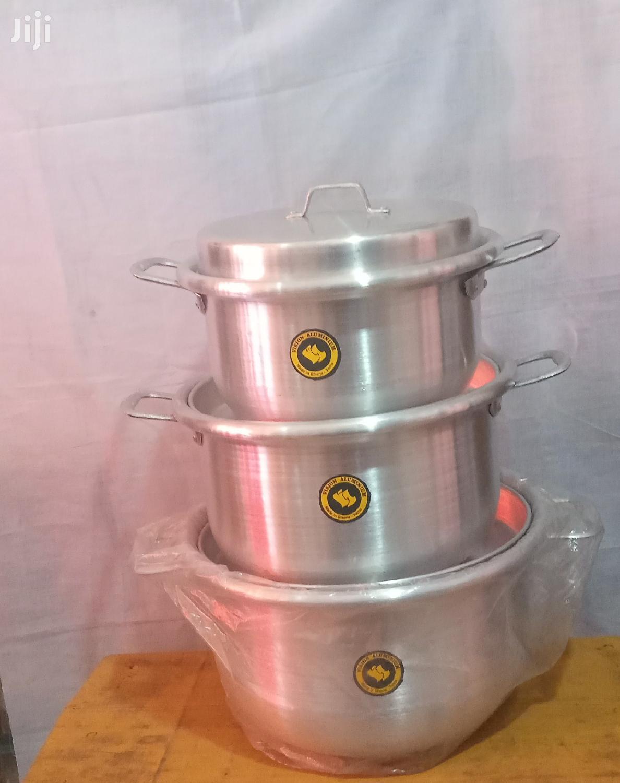 Archive: Obaapa 3 Set Silver