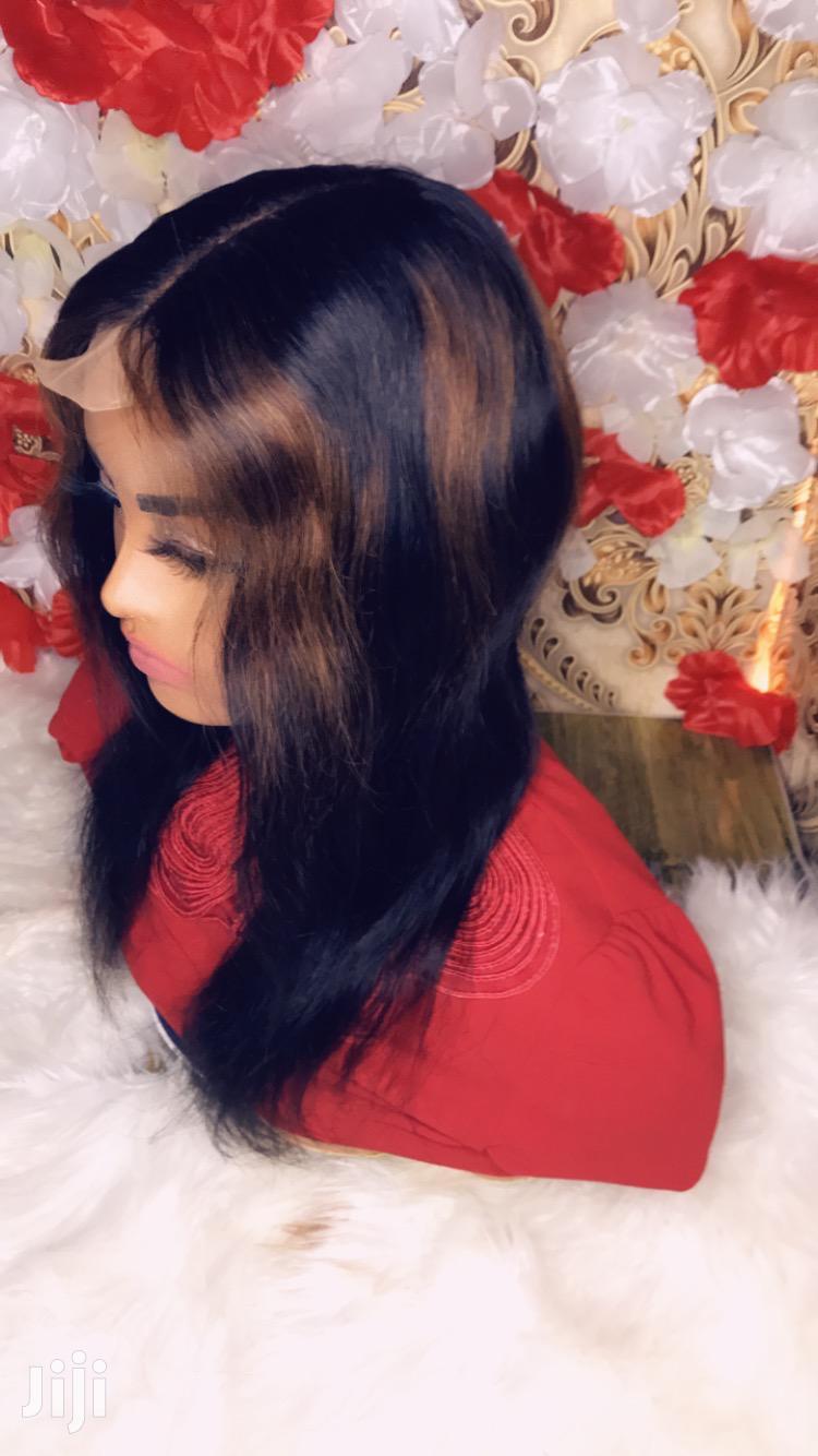 Virgin Hair Wig for Sale