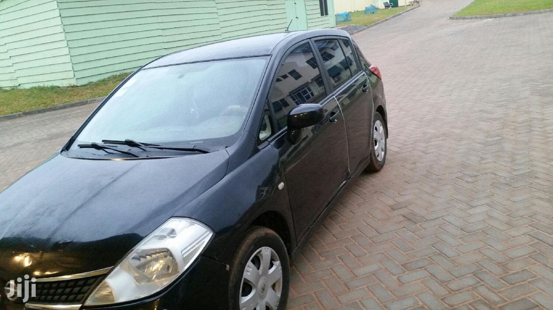 Nissan Versa 2010 1.6 Black