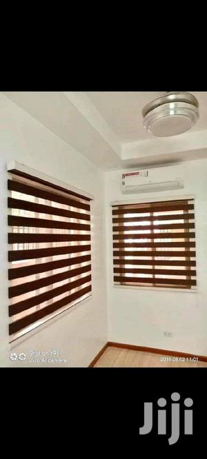 Classy Zebra Curtains Blinds | Home Accessories for sale in Greater Accra, Adabraka