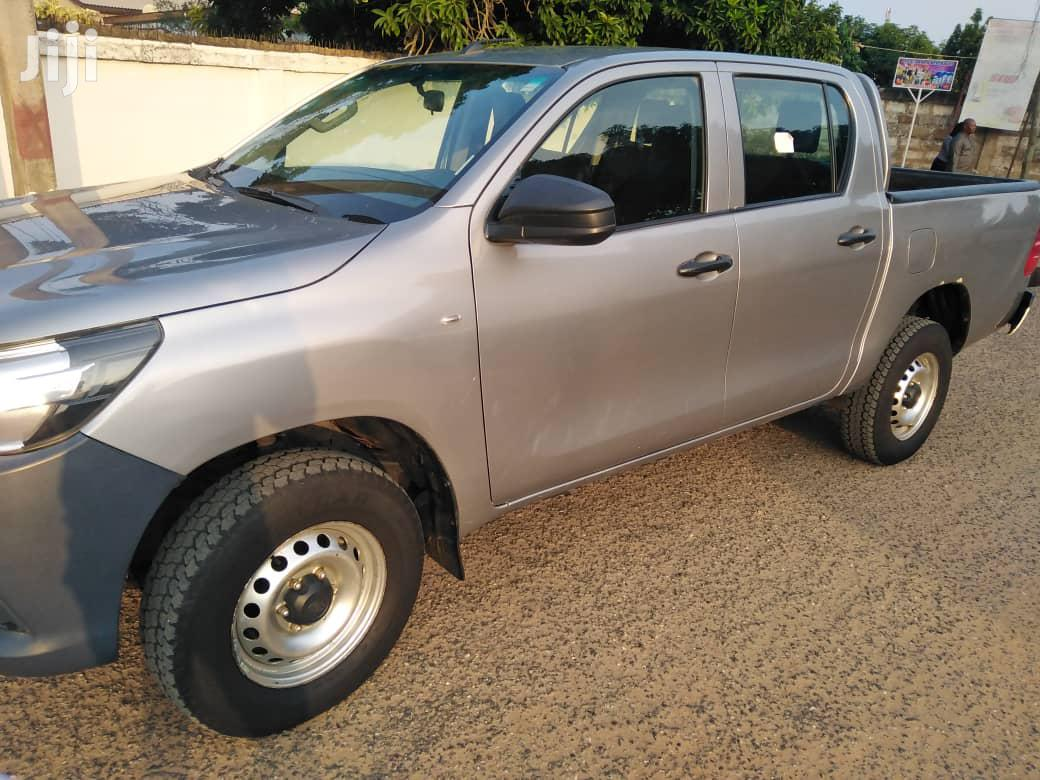 Toyota Hilux 4x4 2018 Beige In Dansoman Cars Micheal Buabeng Jiji Com Gh For Sale In Dansoman Buy Cars From Micheal Buabeng On Jiji Com Gh
