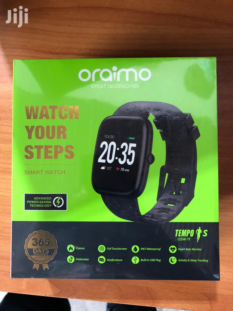 Oraimo Smart Watch | Smart Watches & Trackers for sale in Achimota, Greater Accra, Ghana