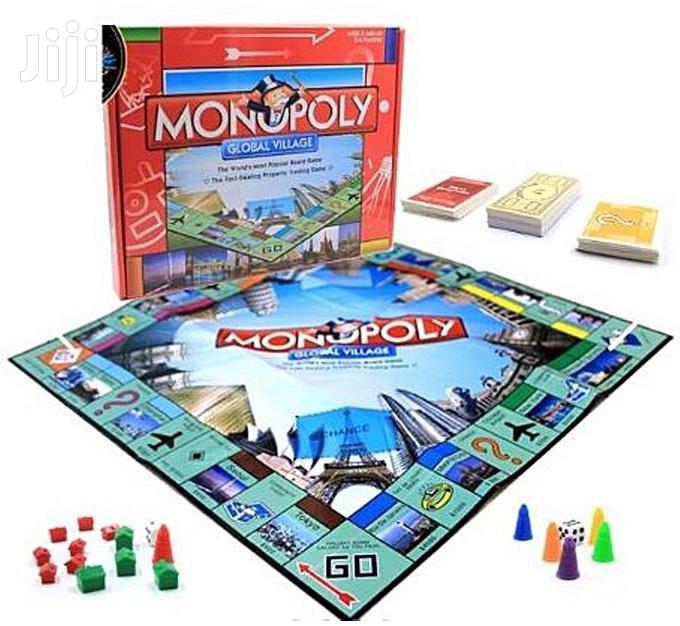 Archive: Monopoly Global Village