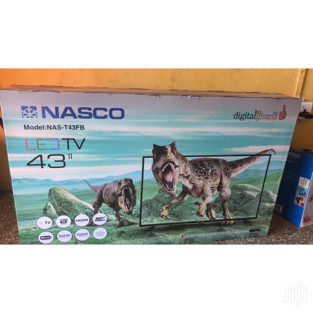 "Archive: Nasco 2020 Model 43"" DIGITAL LED SATELLITE"