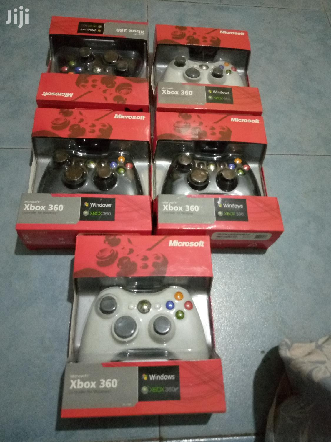 Archive: Xbox 360 Pad For Sell New