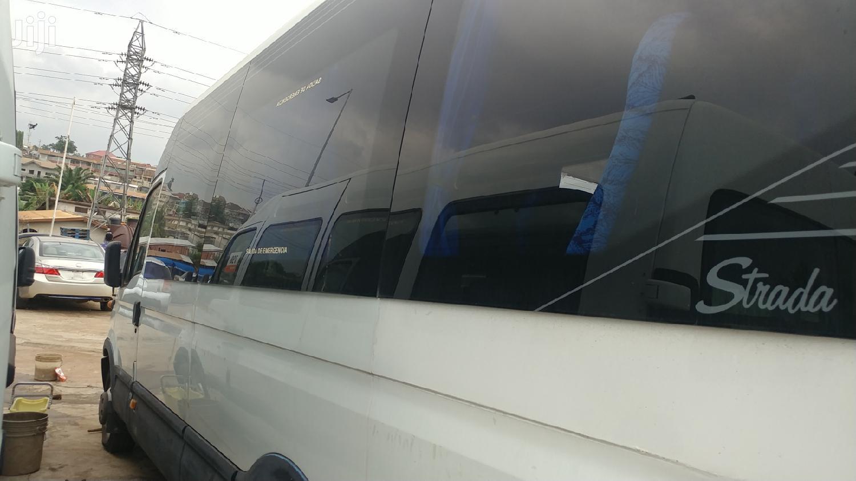 Iveco Massif 2013 White   Buses & Microbuses for sale in Kumasi Metropolitan, Ashanti, Ghana