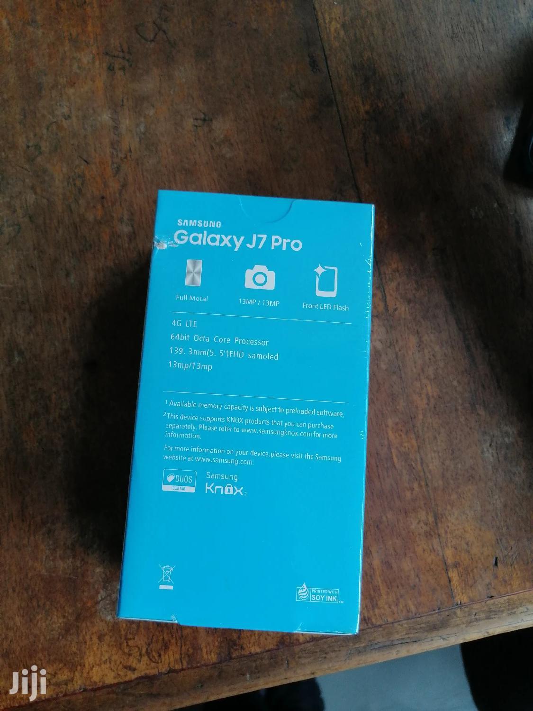 New Samsung Galaxy J7 Pro 32 GB Gold | Mobile Phones for sale in Kumasi Metropolitan, Ashanti, Ghana