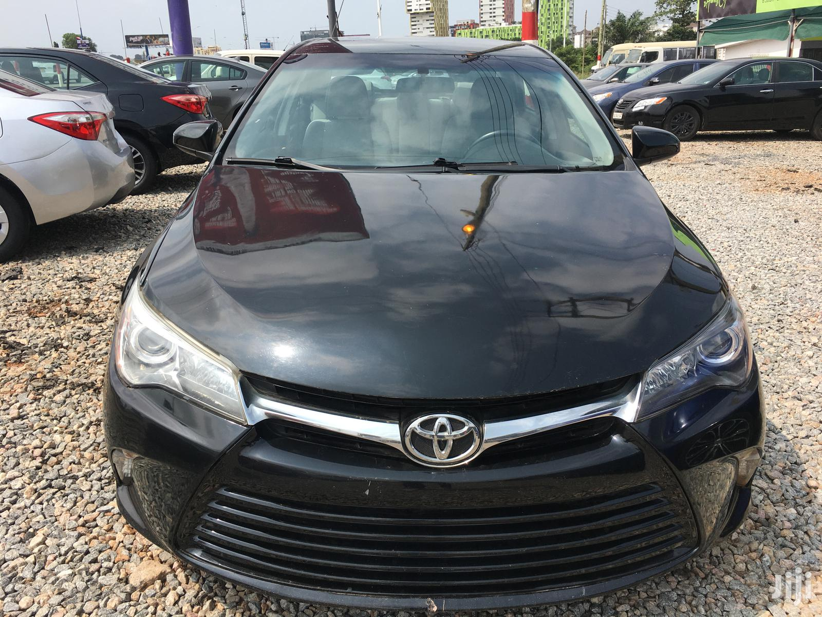 Archive: Toyota Camry 2016 Black