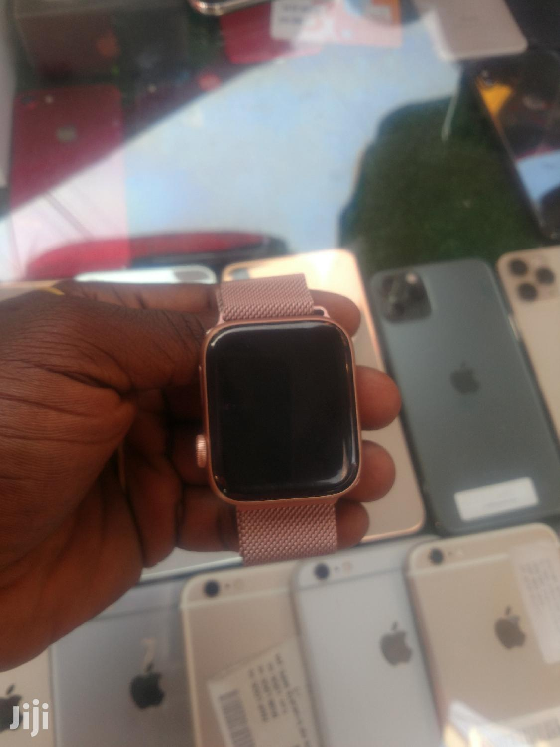Iwatch Series 5 44mm GPS Cellular | Smart Watches & Trackers for sale in Achimota, Greater Accra, Ghana