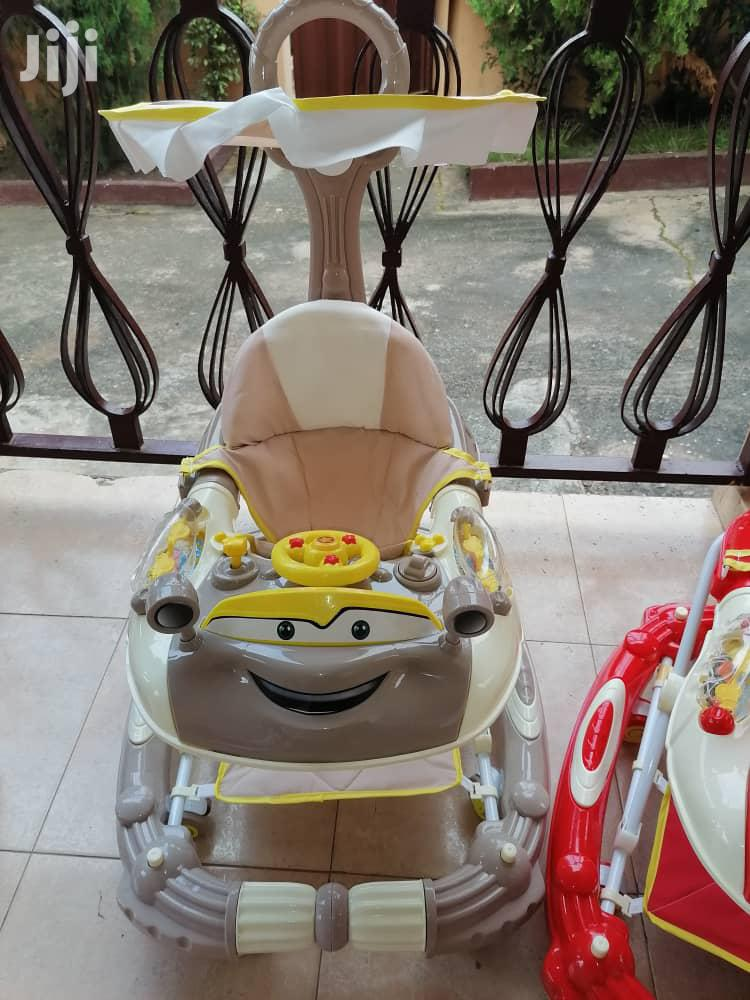3 In 1 Baby Walker And Rocker | Children's Gear & Safety for sale in Adenta Municipal, Greater Accra, Ghana
