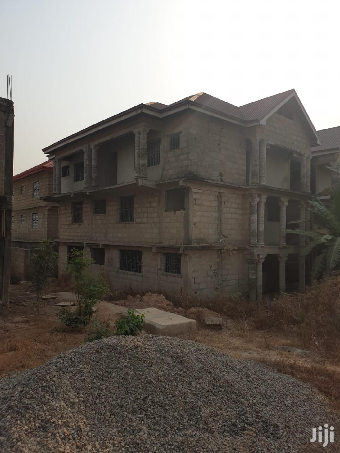 6 Flats of 3 Bedroom Each Storey Building for Sale | Houses & Apartments For Sale for sale in Kumasi Metropolitan, Ashanti, Ghana