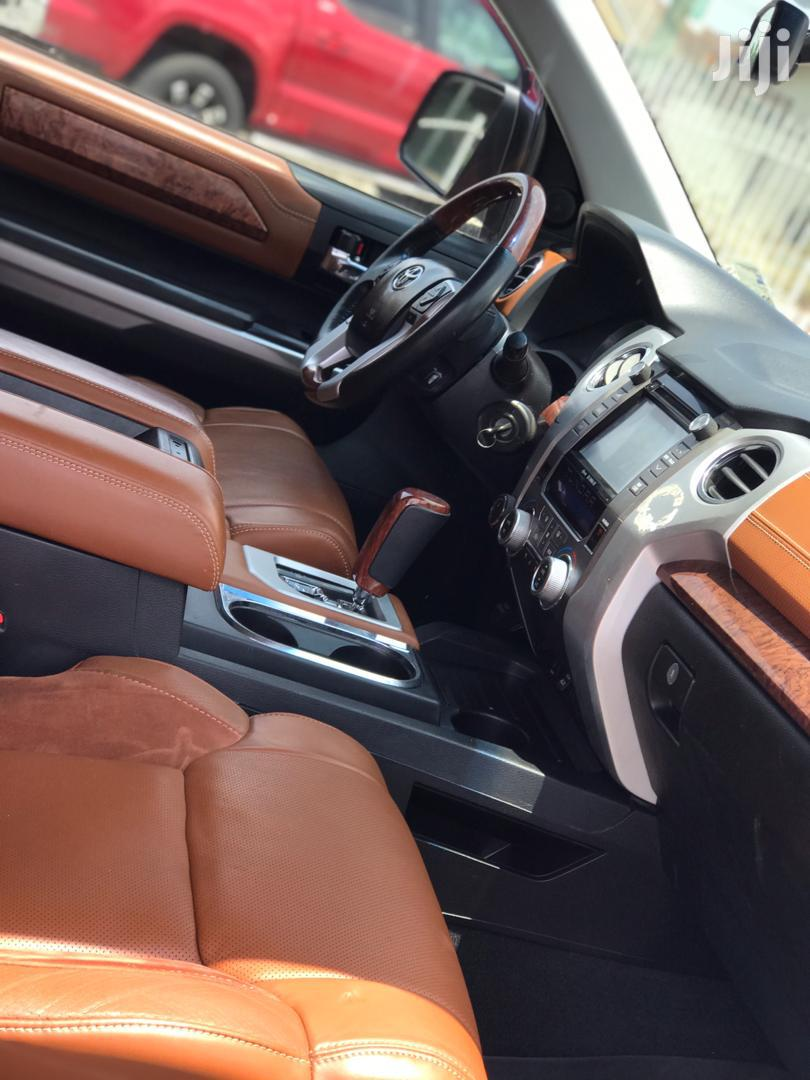 Toyota Tundra 2015 Red | Cars for sale in Accra Metropolitan, Greater Accra, Ghana