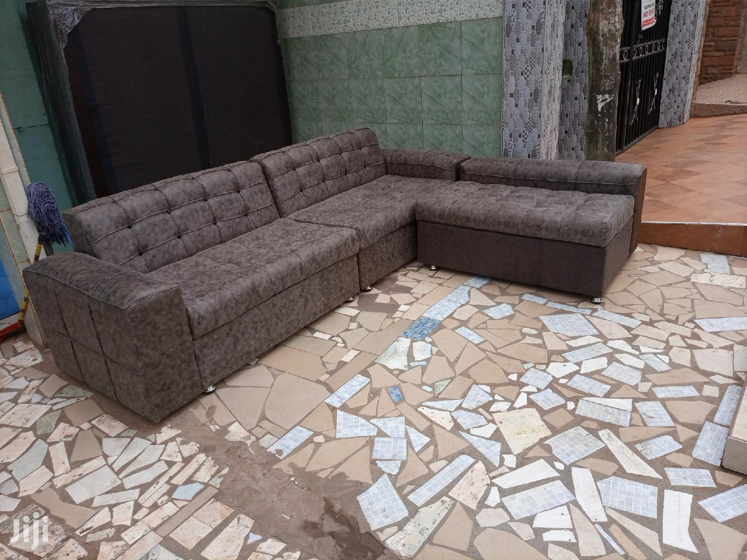 Promotion L Shaped Sofa Chair. Free Delivery