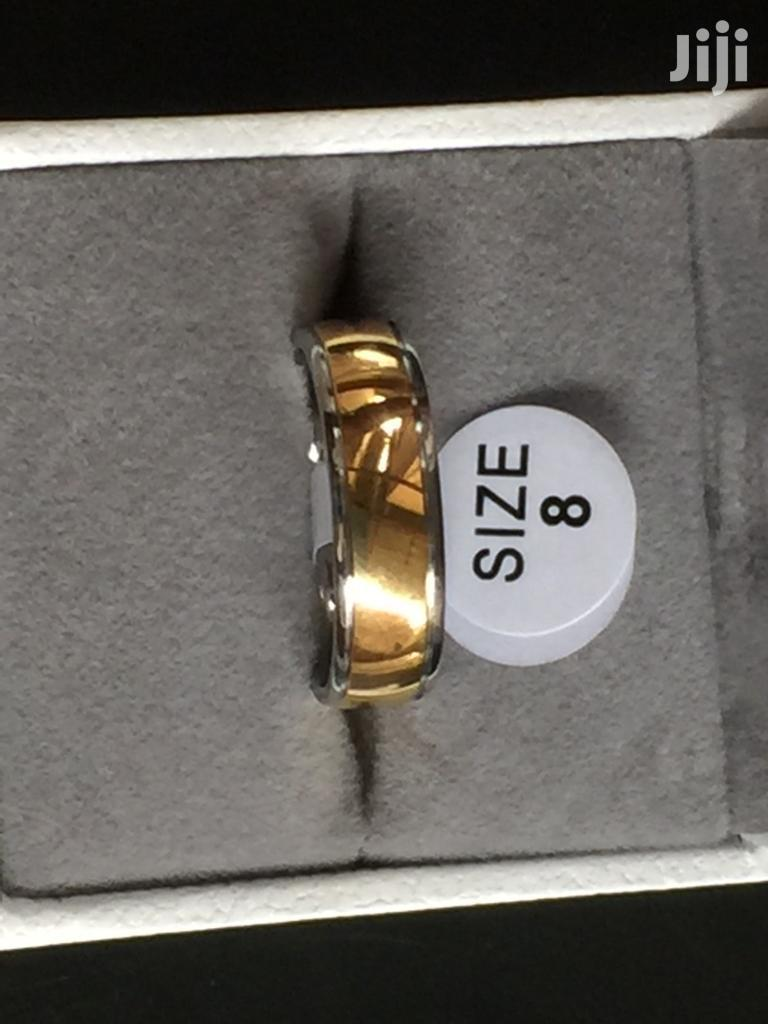 Quality Male Titanium Wedding Ring Available | Wedding Wear & Accessories for sale in Kumasi Metropolitan, Ashanti, Ghana