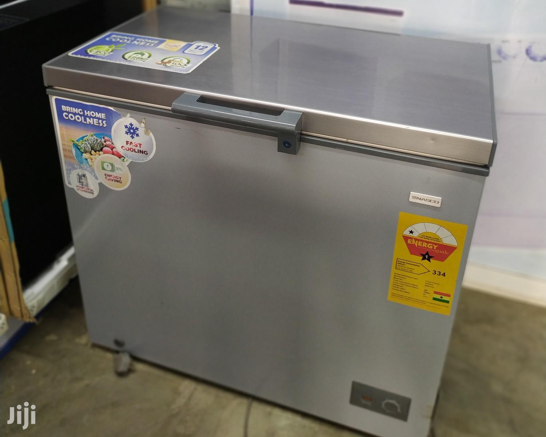 Nasco Chest Freezer 200ltrs Nas -210