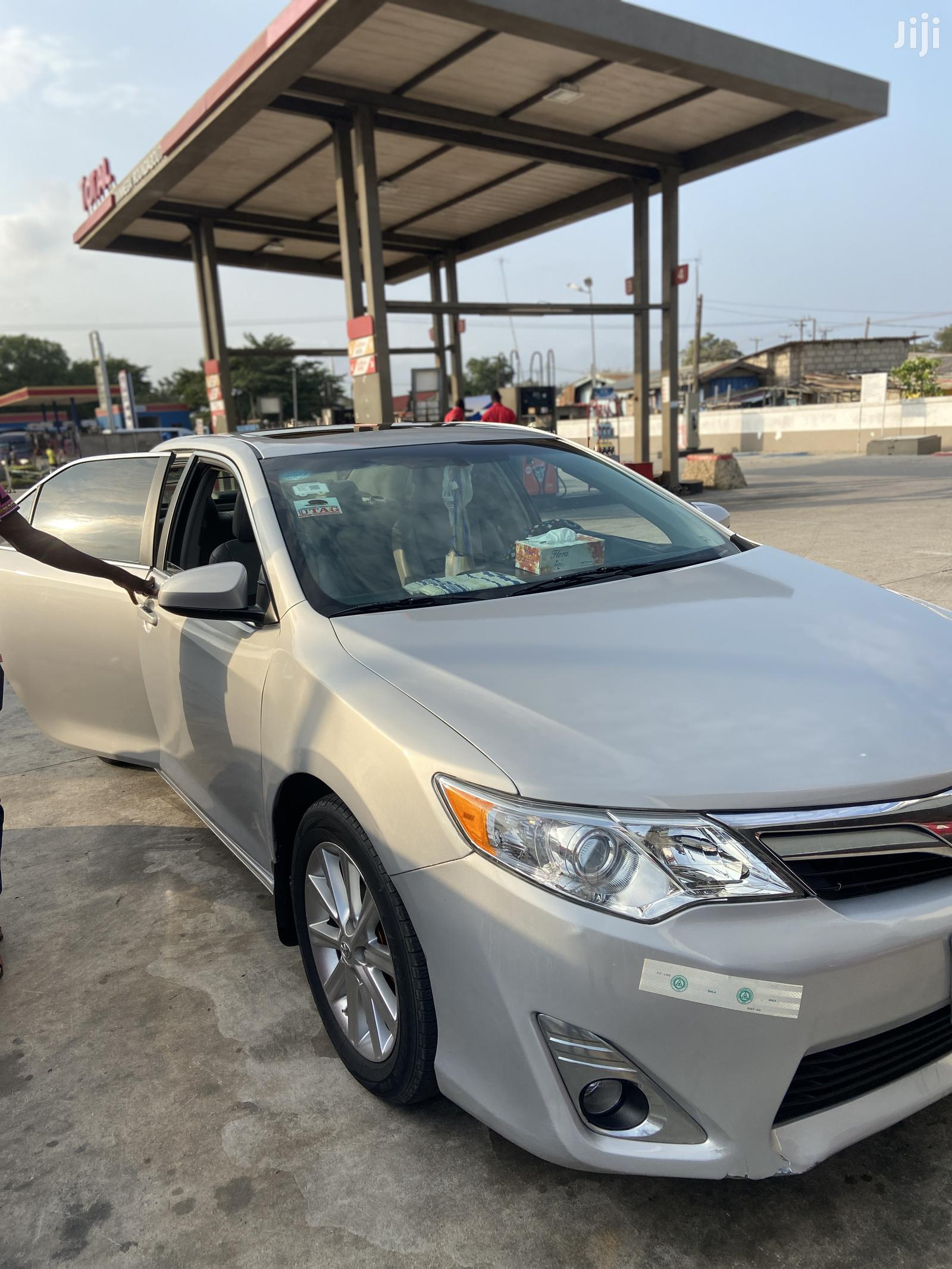 Toyota Camry 2012 Silver | Cars for sale in Effutu Municipal, Central Region, Ghana