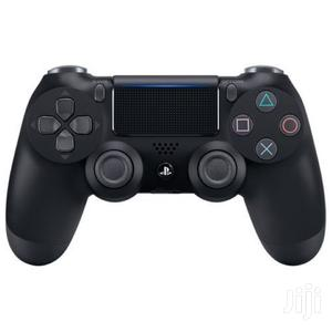 Playstation 4 Dualshock 4 Wireless Controller - Black | Video Game Consoles for sale in Greater Accra, Kokomlemle