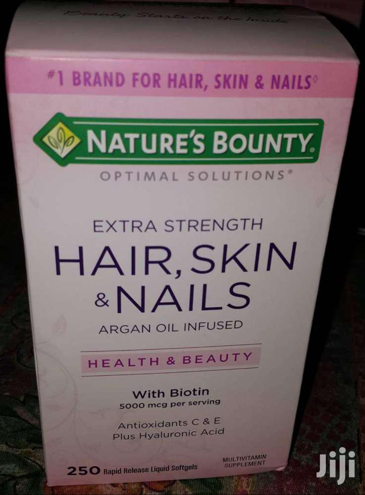 Archive: Nature's Bounty Hair, Skin And Nails, 250ct