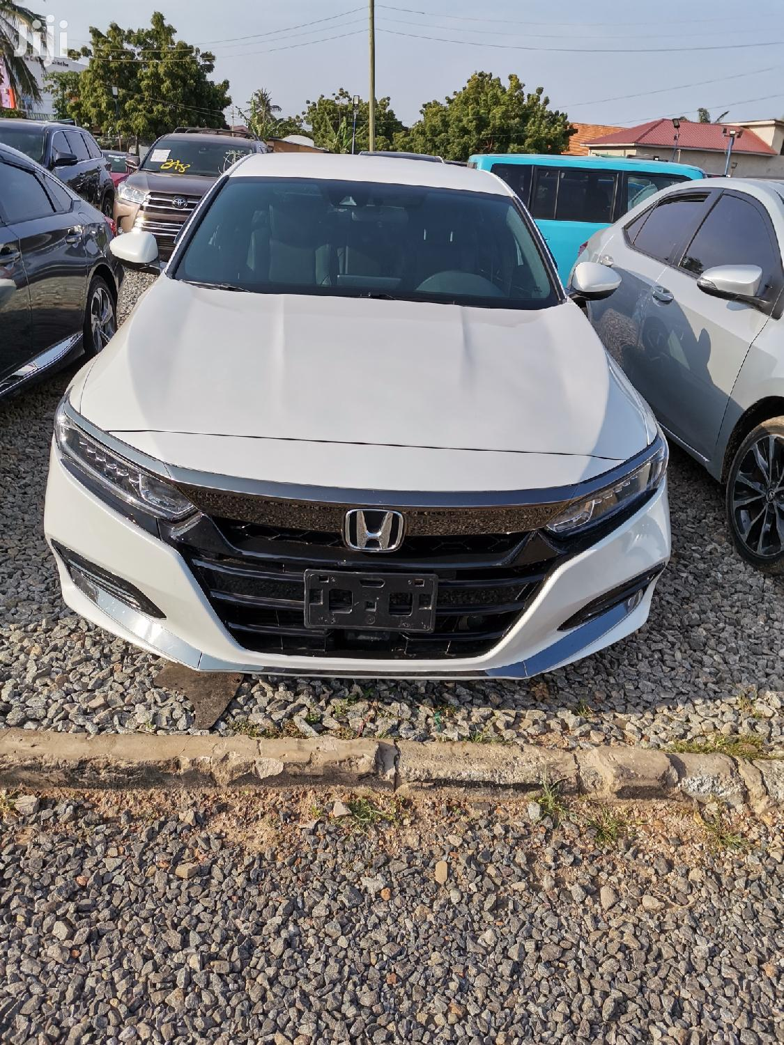 Honda Accord EX 2018 White | Cars for sale in Tema Metropolitan, Greater Accra, Ghana