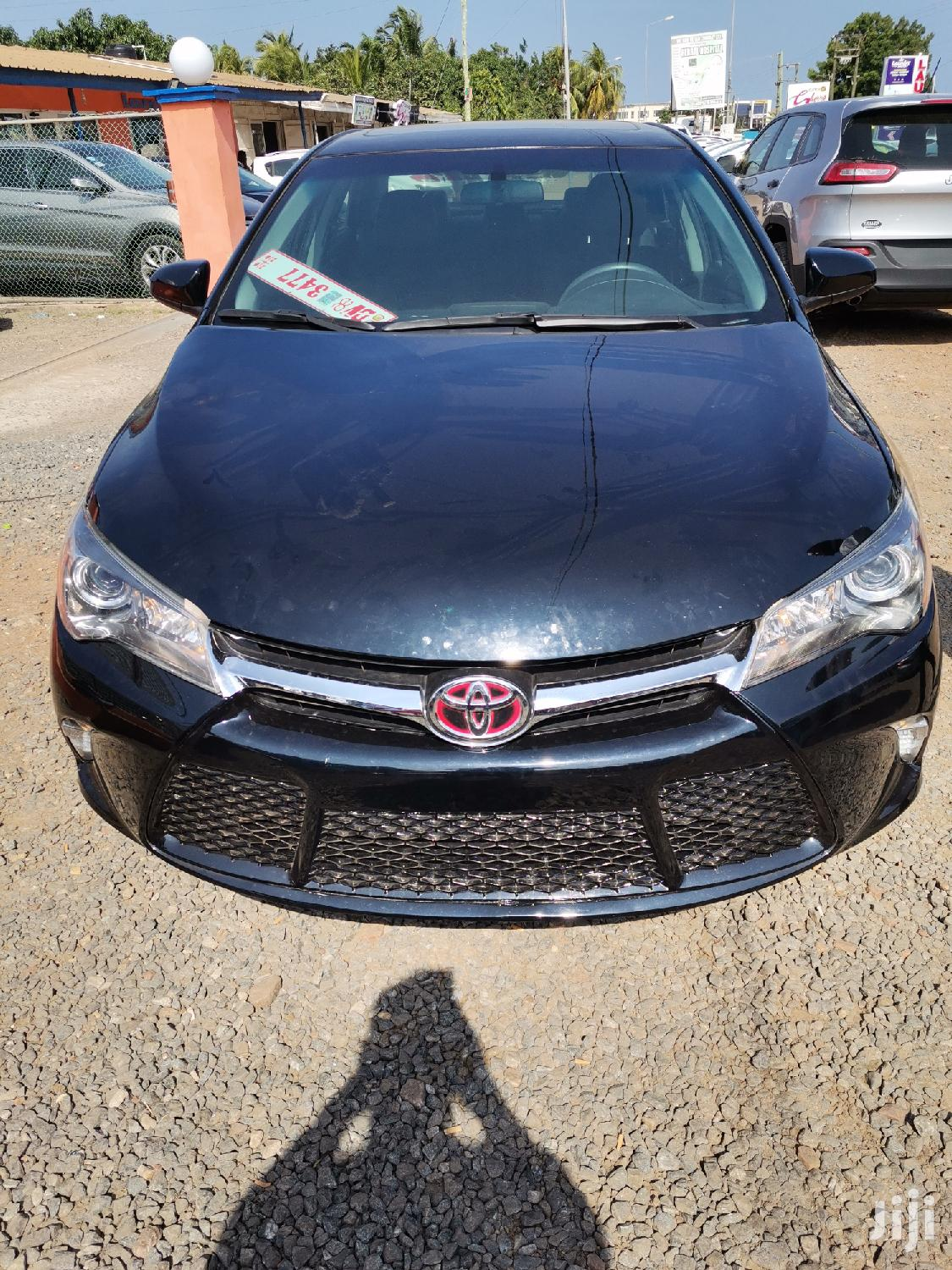 Toyota Camry 2015 Black | Cars for sale in Tema Metropolitan, Greater Accra, Ghana