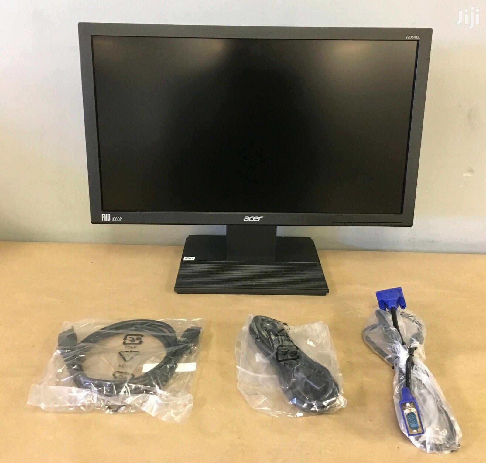 Acer V206HL HD 20inch Monitor