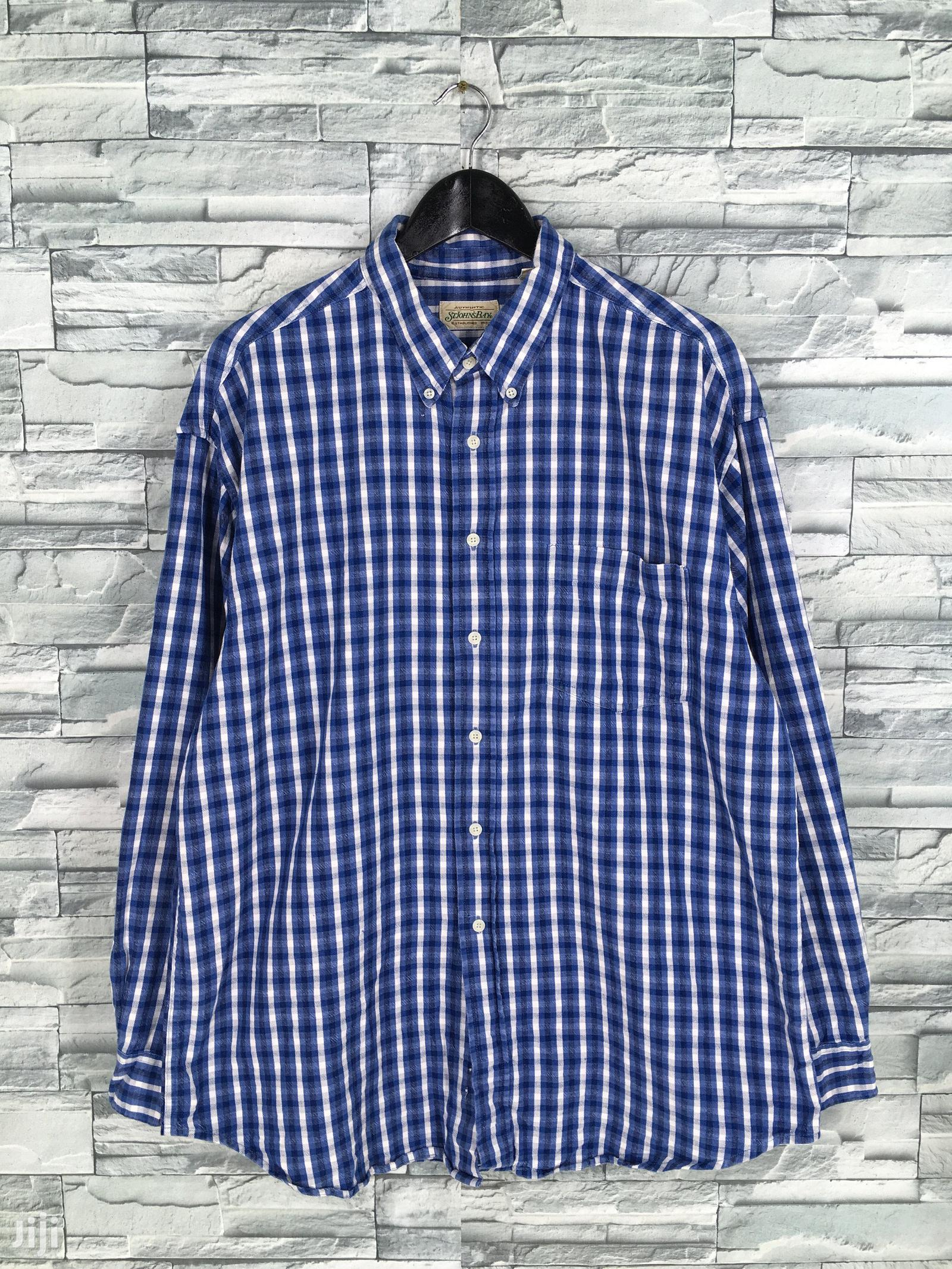 High Quality Second Hand Men's Shirts for Sale