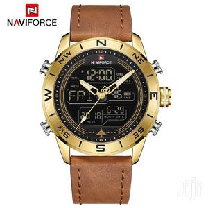 Naviforce 9144 Leather Watch | Watches for sale in Greater Accra, Accra Metropolitan
