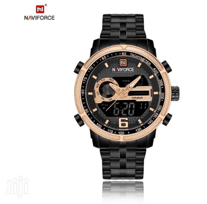 Naviforce 9119 Multifunctional Watch