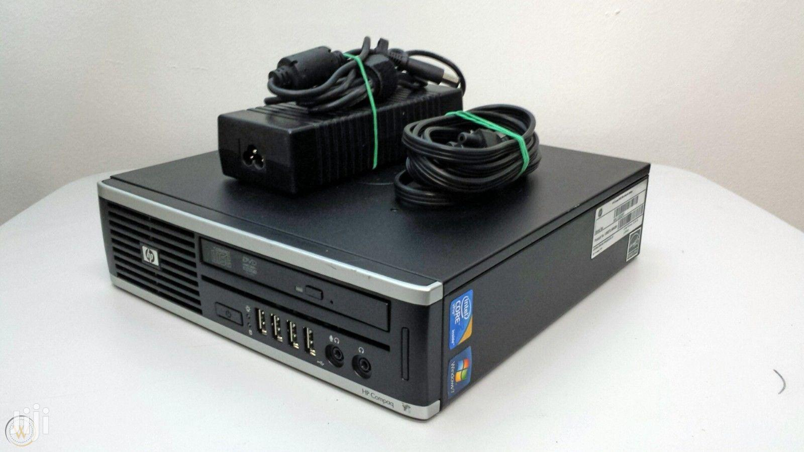 Desktop Computer HP 4GB Intel Core 2 Duo HDD 250GB | Laptops & Computers for sale in Teshie-Nungua Estates, Greater Accra, Ghana