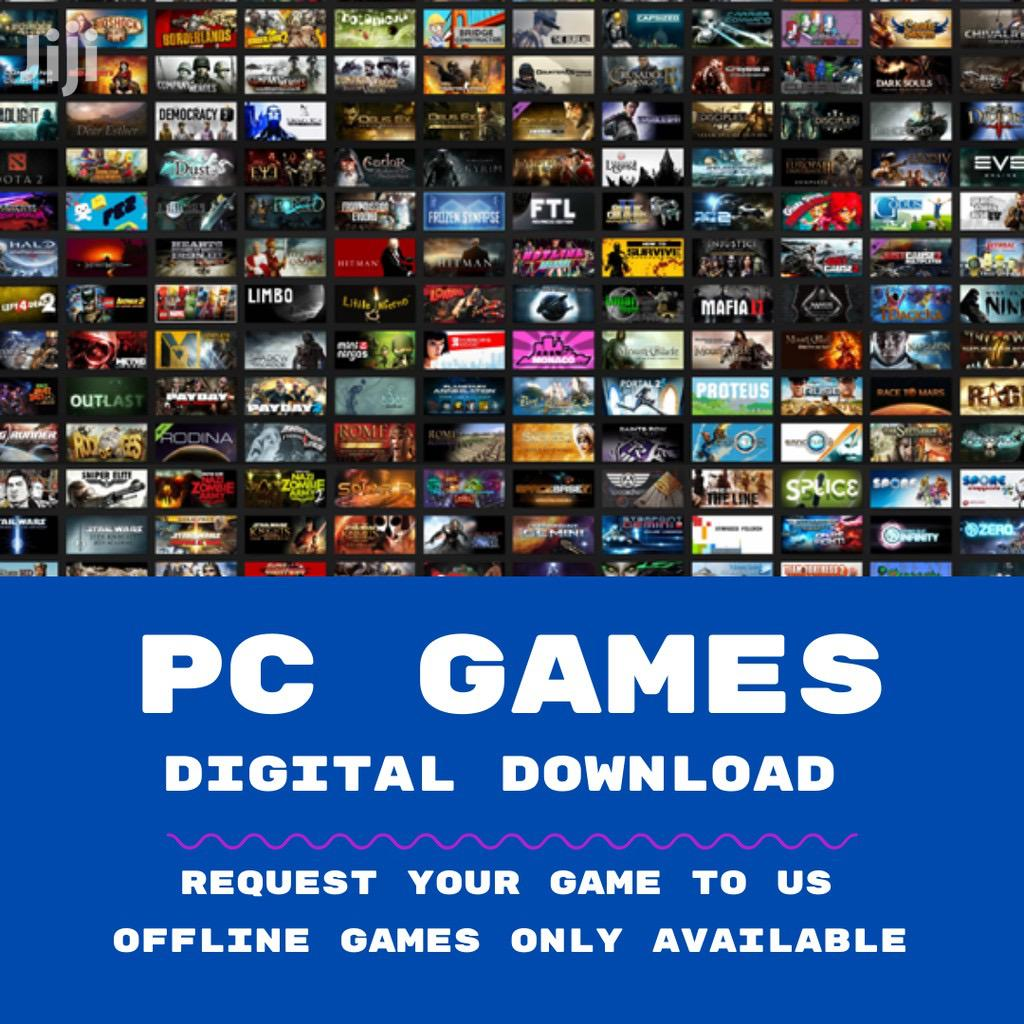 All PC Games Available New Nd Old Ready To Play And Setup