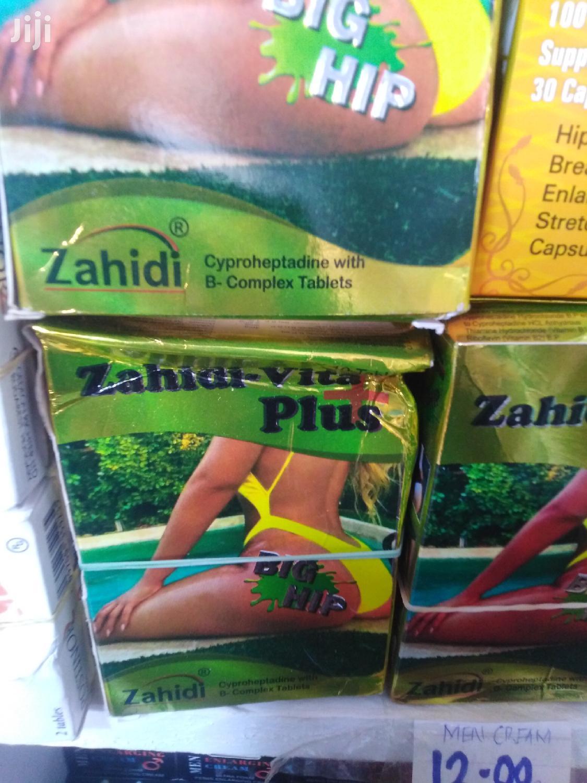 Zahidi Vita Plus.