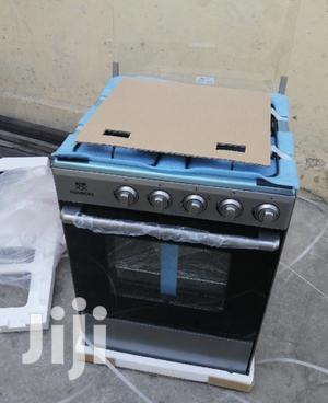New Nasco 4 Burner Gas Cooker With Oven Grill Stainless | Kitchen Appliances for sale in Greater Accra, Accra Metropolitan