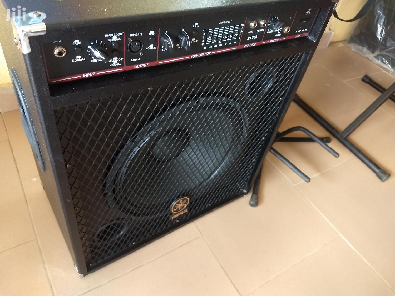 Yamaha BA300 Bass Combo
