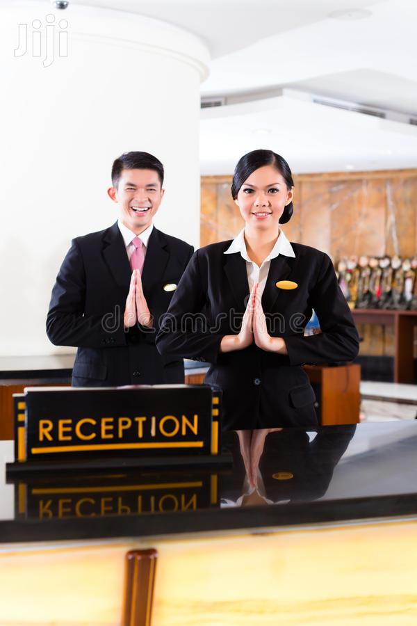Archive: Receptionist Urgently Needed