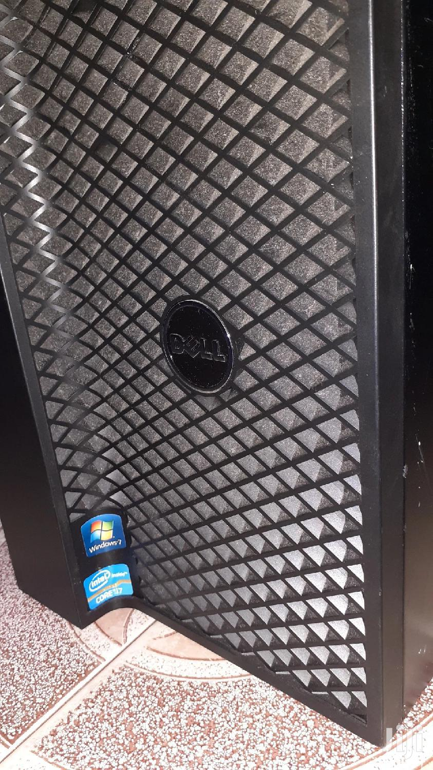 Desktop Computer Dell 16GB Intel Core i7 HDD 1T | Laptops & Computers for sale in Tema Metropolitan, Greater Accra, Ghana